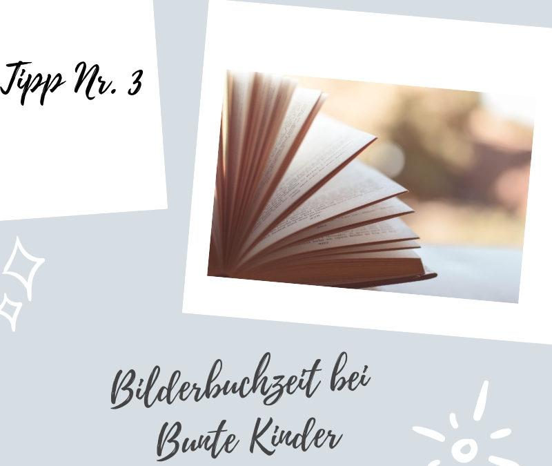 """Bilderbuchtipp Nr. 3 """"Heute bin ich"""""""