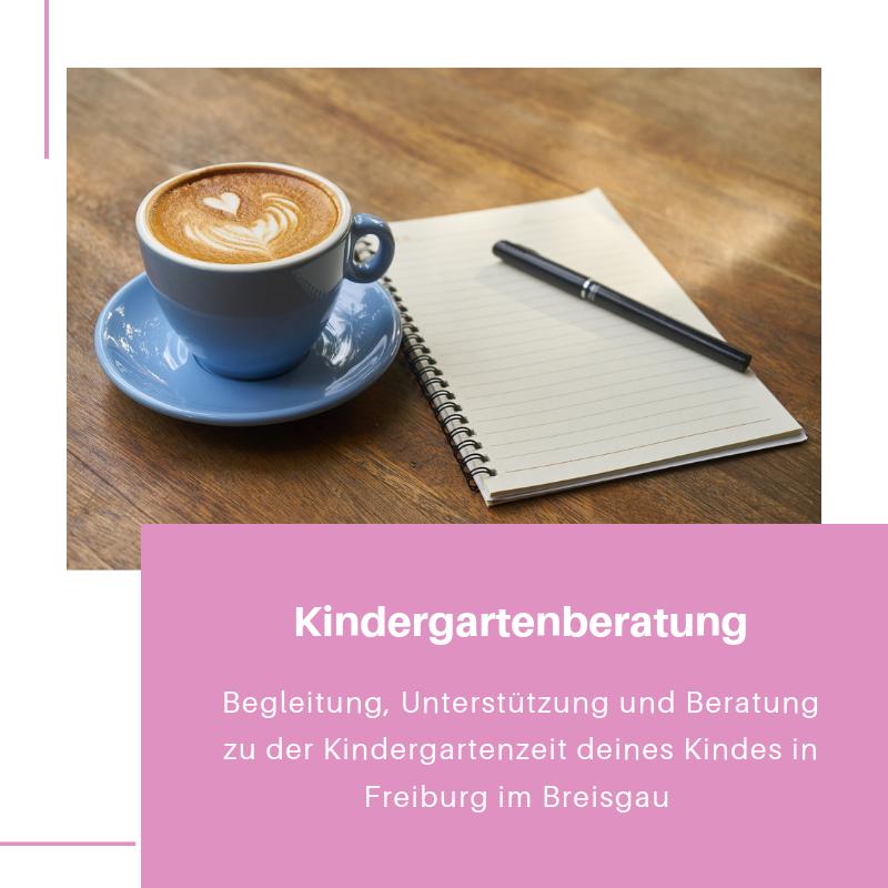 Kindergartenberatung in Freiburg