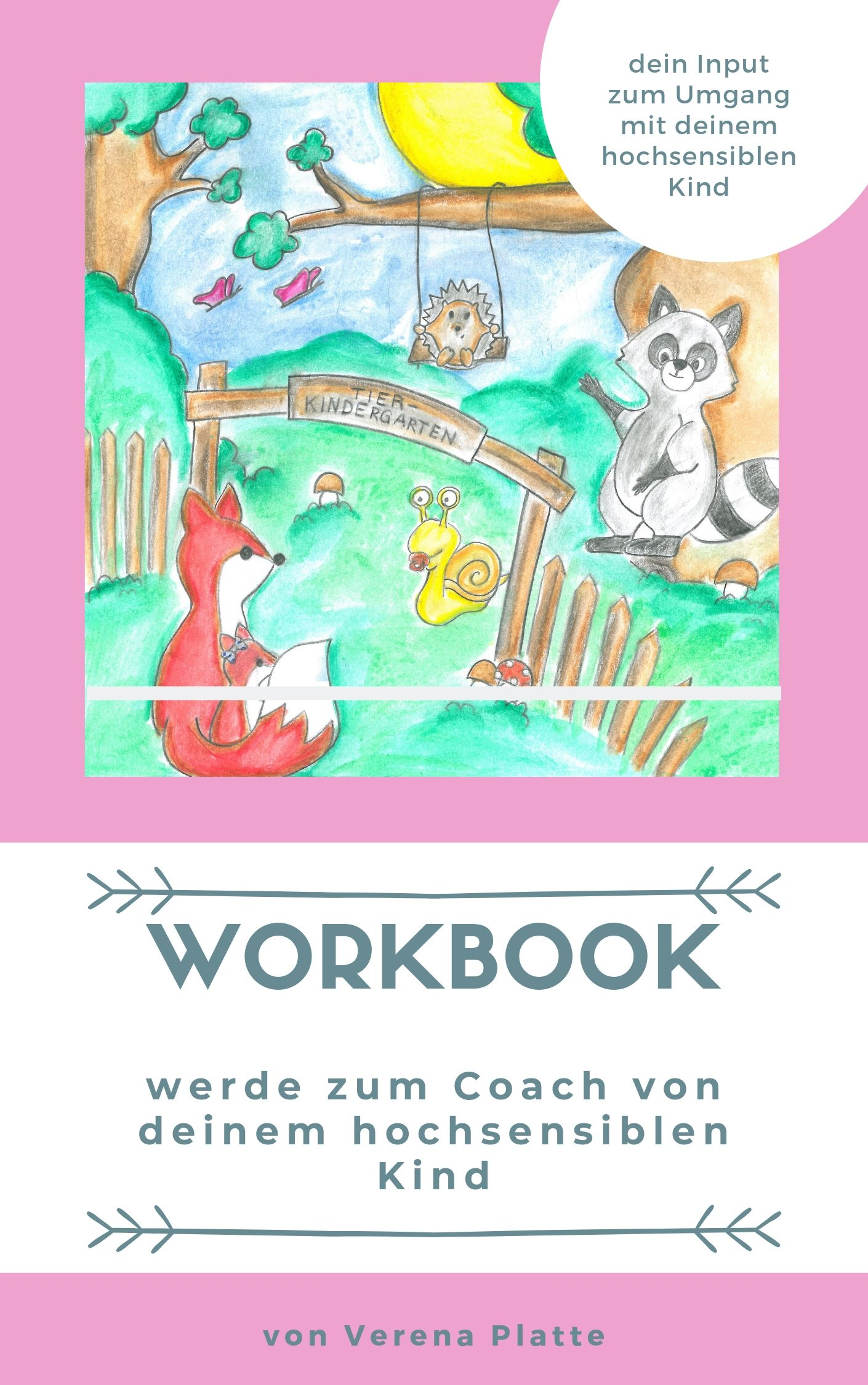 Workboook hochsensible Kinder